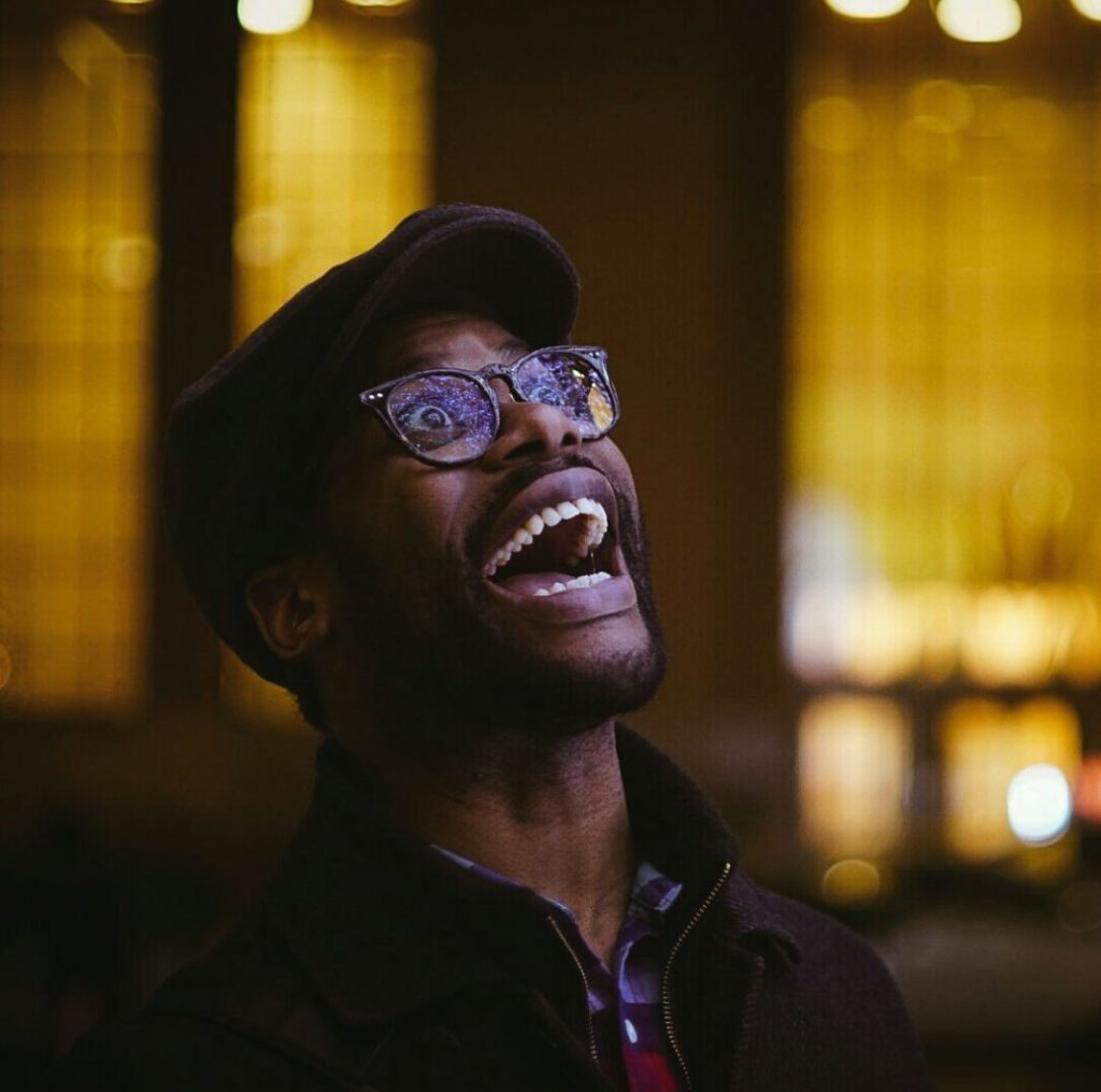 profile photo featuring jacob amenyo